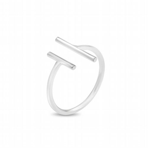 AMAI Jewellery - Mini Line Ring - Silver